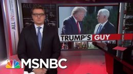 Vice President Mike Pence Had A Rough Week Abroad | All In | MSNBC 6