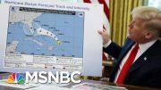 GOP Senators Who Backed Trump's Emergency Declaration Lose Military Funds   The Last Word   MSNBC 5