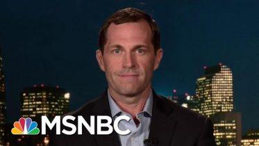 Congressman Jason Crow: Border Patrol Told Me They Need Help, Not A Wall | The Last Word | MSNBC 6
