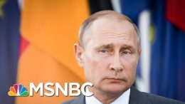 President Donald Trump Coddling Putin Hampers NATO As Russia Oversteps | Rachel Maddow | MSNBC 2