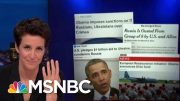 Trump Dismantling US Response To Russian Annexation Of Crimea | Rachel Maddow | MSNBC 3