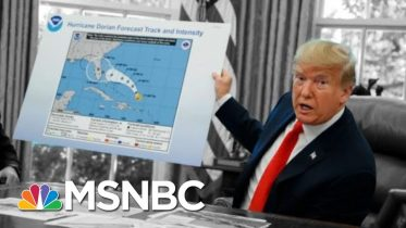 Day 959: Trump Won't Stop Insisting He Was Right About Hurricane And Alabama | The 11th Hour | MSNBC 6