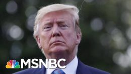 Fit For Office? Trump's Hurricane Map Obsession - The Day That Was | MSNBC 9