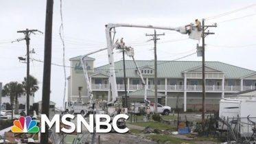 Hurricane Dorian Makes Landfall At Cape Hatteras, NC | Velshi & Ruhle | MSNBC 6