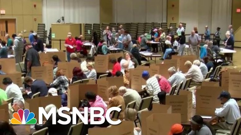 New Generation Of Voters Emerges In 2020 | Velshi & Ruhle | MSNBC 1