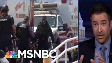 FBI Agent On White Supremacy: Trump Not Taking Threat Seriously | The Beat With Ari Melber | MSNBC 6