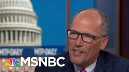 Perez: On Scrapping Virtual Caucuses, DNC & Iowa To Reach Decision In '2 Weeks'   MTP Daily   MSNBC 8
