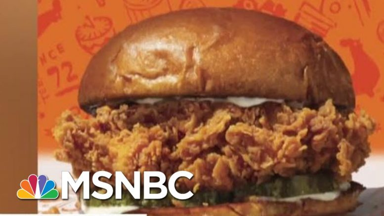 See Mobb Deep's Havoc Link Popeyes Controversy And Bob Mueller | The Beat With Ari Melber | MSNBC 1