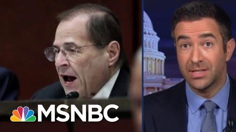 House Dems Launch New Probe Of Trump Aides Lining His Pockets | The Beat With Ari Melber | MSNBC 1
