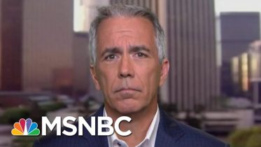 Joe Walsh Smashes 'Scared' RNC For Protecting 'Con Man' Trump   The Beat With Ari Melber   MSNBC 2