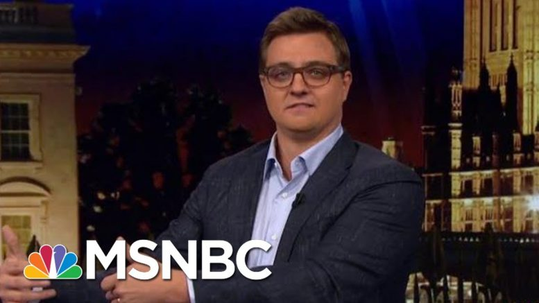 Chris Hayes On What To Do When Democracies Make Mistakes | All In | MSNBC 1