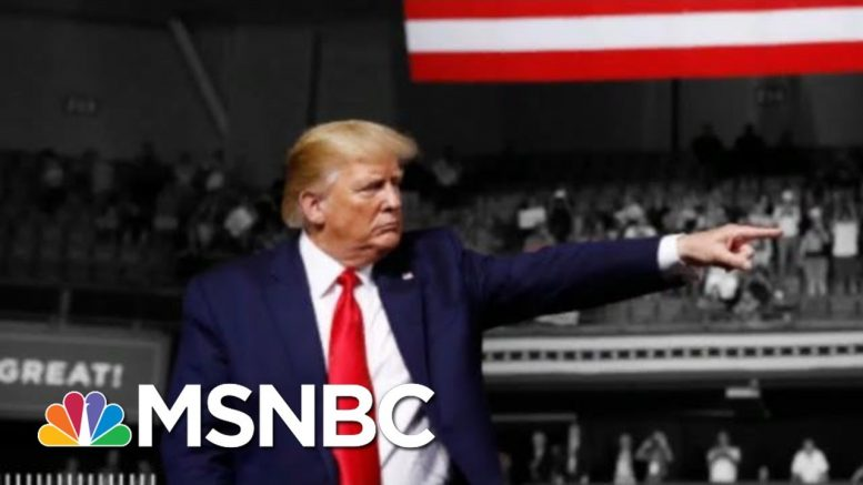 Summer Of Trump: Racism, A Trade War, Buying Greenland, Bed Bugs, And More | The 11th Hour | MSNBC 1