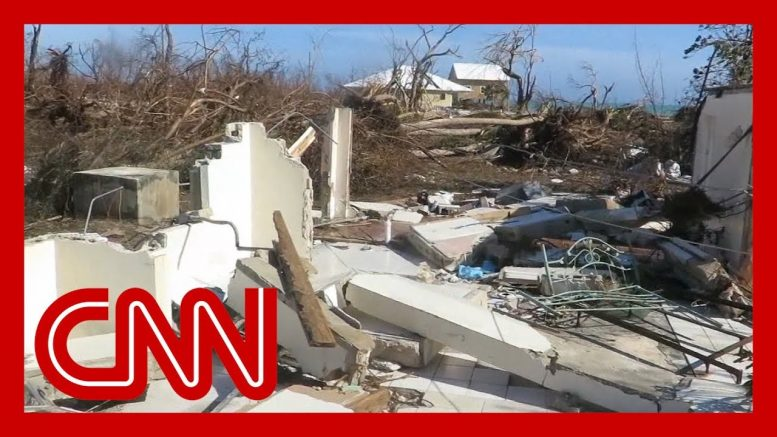 """Lifelong resident: """"Grand Bahama, right now ... is dead"""" 1"""