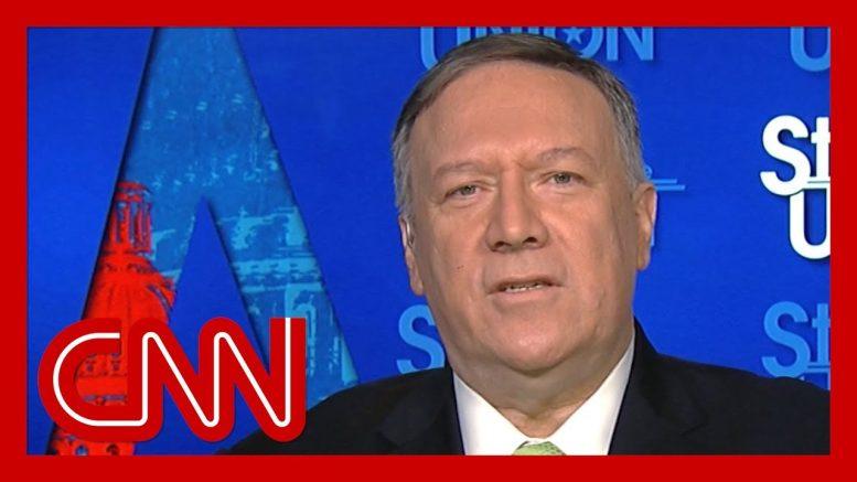 Secretary Pompeo: Trump administration still interested in Taliban peace deal 1