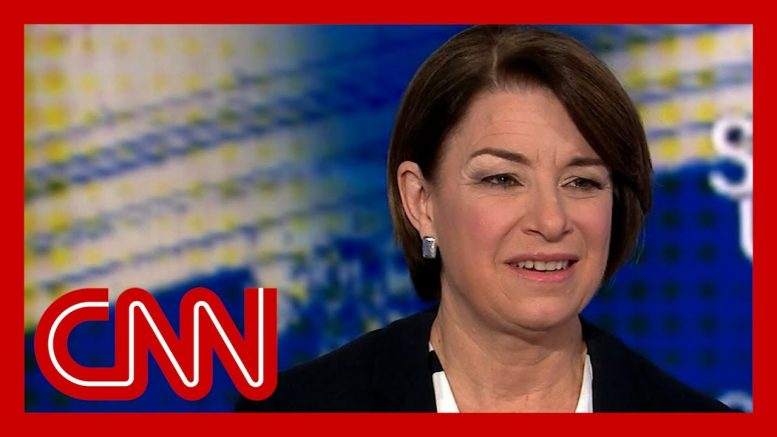 Amy Klobuchar: Foreign policy isn't a game show, these are Taliban terrorists 1