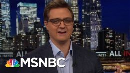 All In EXTRA: Chris Hayes On Why The Media Can't Just Ignore Trump | MSNBC 9