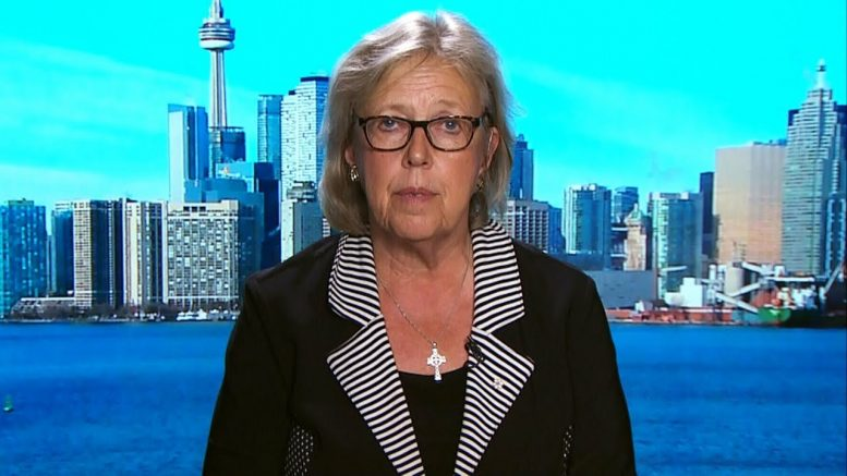 May on NDP defections: 'They organized this themselves' 1