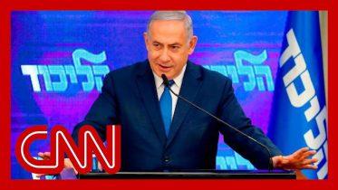 Netanyahu claims Iran had secret nuclear weapons site 6