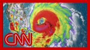 Hurricane Dorian stalls over the Bahamas 3