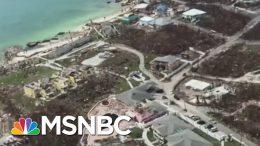 Project Hope Ships Medical Supplies To Bahamas | Morning Joe | MSNBC 9