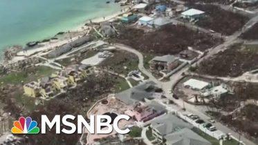 Project Hope Ships Medical Supplies To Bahamas | Morning Joe | MSNBC 6