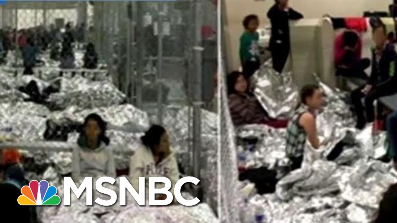Trump DHS Bought Luxury Furniture While Claiming Budget Shortage | The Beat With Ari Melber | MSNBC 4
