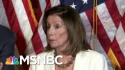 'Hell To Pay': Speaker Pelosi Threatens Trump Over Gun Control | The Beat With Ari Melber | MSNBC 4