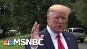 Trump Warns Of 'Bad People' Coming From Bahamas After Hurricane | The Beat With Ari Melber | MSNBC 5