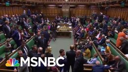 British Parliament Suspended After Trump-Backed PM Defeated Again | The Last Word | MSNBC 1