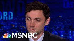 Exclusive: Jon Ossoff To Run For Senate Seat In Georgia In 2020 | The Last Word | MSNBC 2
