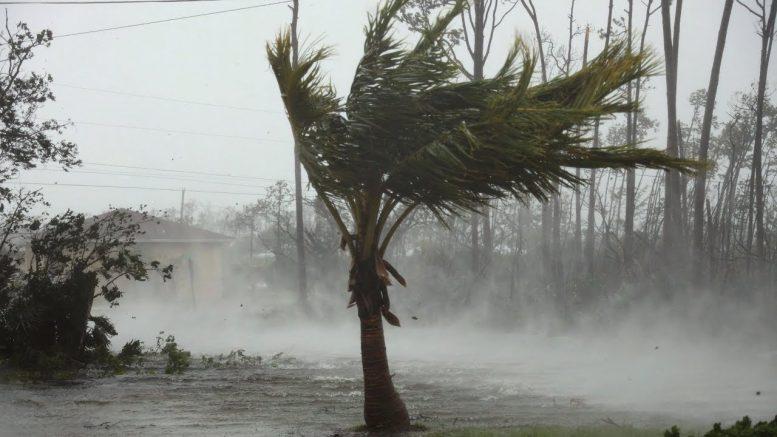 Hurricane Dorian strikes the Bahamas with record fury 1