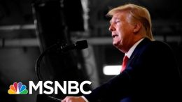 Trump Disinvited Taliban From Camp David Via Twitter Before 9/11 Anniversary | The 11th Hour | MSNBC 8