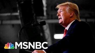Trump Disinvited Taliban From Camp David Via Twitter Before 9/11 Anniversary | The 11th Hour | MSNBC 6