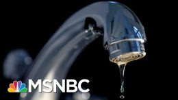 Newark Mayor On Water Crisis: I Take This Personally, Crisis For All Of Us | The 11th Hour | MSNBC 7