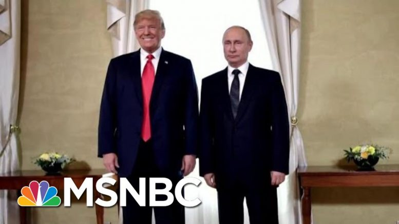 US Removed Top Spy From Russia In 2017: Report | Morning Joe | MSNBC 1