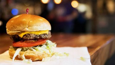 Are meatless burgers actually healthier? 6