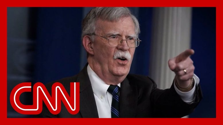 Trump fires national security adviser John Bolton 1