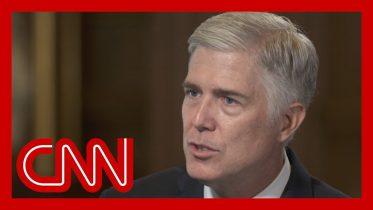 Justice Gorsuch responds to Trump's judiciary attacks in rare interview 3