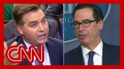 Mnuchin to Jim Acosta: That's the most ridiculous question 2