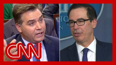 Mnuchin to Jim Acosta: That's the most ridiculous question 6