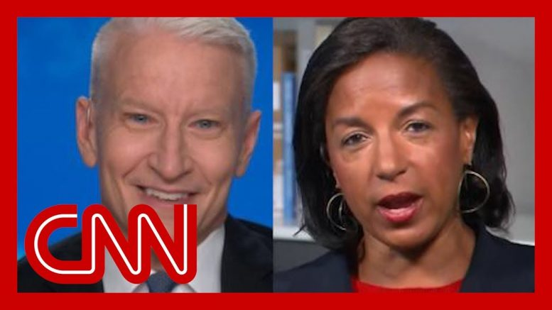 Susan Rice calls out Trump's approach to intel: Crazy 1