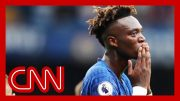 Cheslea star Tammy Abraham faced racist abuse after match 3