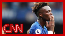Cheslea star Tammy Abraham faced racist abuse after match 4