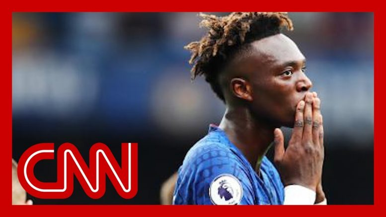 Cheslea star Tammy Abraham faced racist abuse after match 1