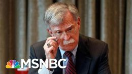 Analysis: John Bolton Did Not See Firing Coming | Velshi & Ruhle | MSNBC 7