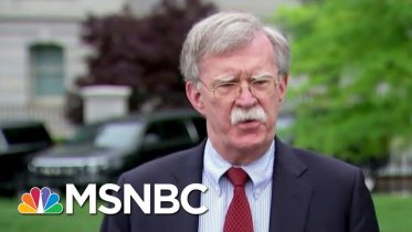 John Bolton 'Didn't Do What National Security Advisers Are Supposed To Do' | MTP Daily | MSNBC 6