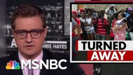 CBP Appears To Double Down On Visas For Bahamians | All In | MSNBC 3