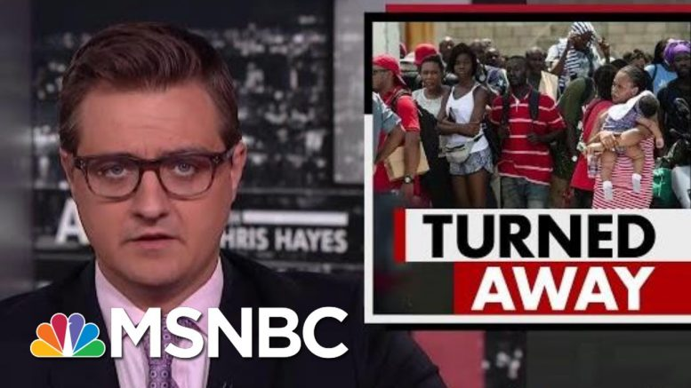 CBP Appears To Double Down On Visas For Bahamians | All In | MSNBC 1