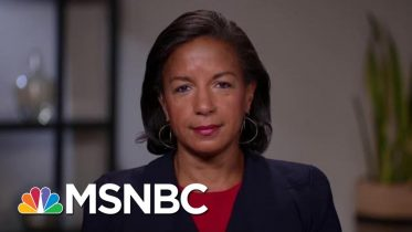 Fmr. National Security Advisor Susan Rice Discusses Bolton's Resignation | The Last Word | MSNBC 4