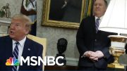 Day 964: Fired Or Quit? Bolton Is Out As Trump's National Security Adviser | The 11th Hour | MSNBC 5